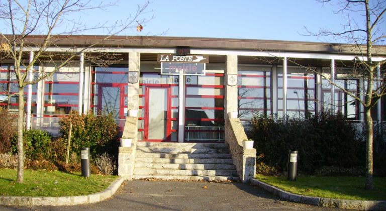 Banque Poste de Sanvensa