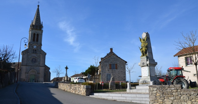 Eglise de Sanvensa