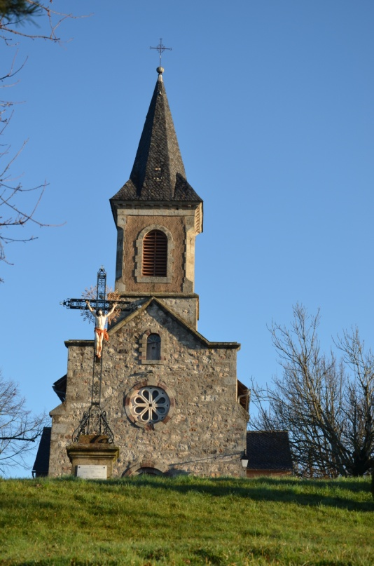 Eglise de Testas